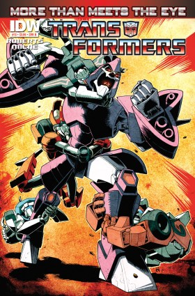 TRANSFORMERS: MORE THAN MEETS THE EYE #13