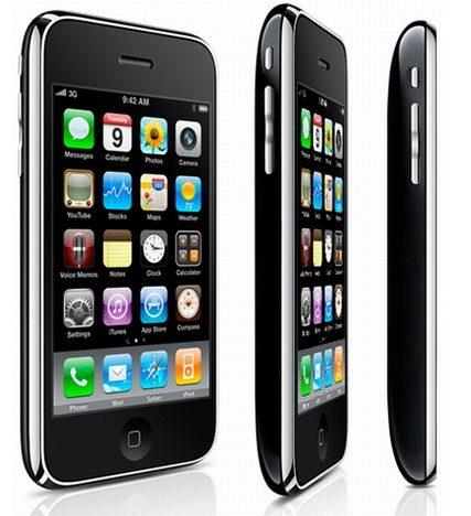 iPhone 3GS press image
