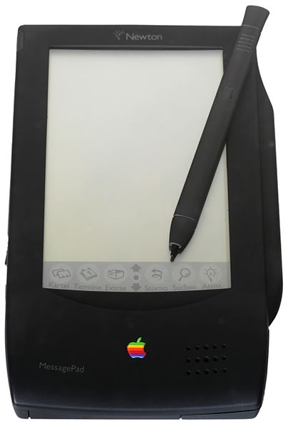 Newton MessagePad 110 (image 001)