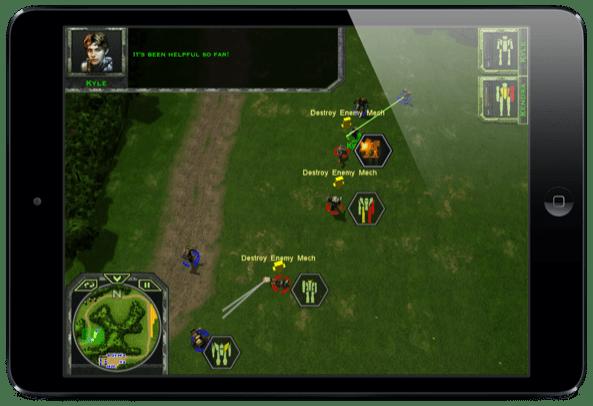 MechWarrior Gameplay