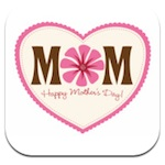 Mother's Day Card Creator Icon
