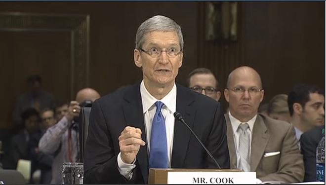 Tim Cook (Senate hearing 001)