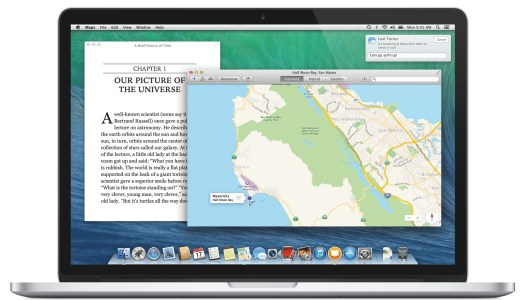 OS X Mavericks Features MacBook - Confira o que deve rolar no evento da Apple amanhã