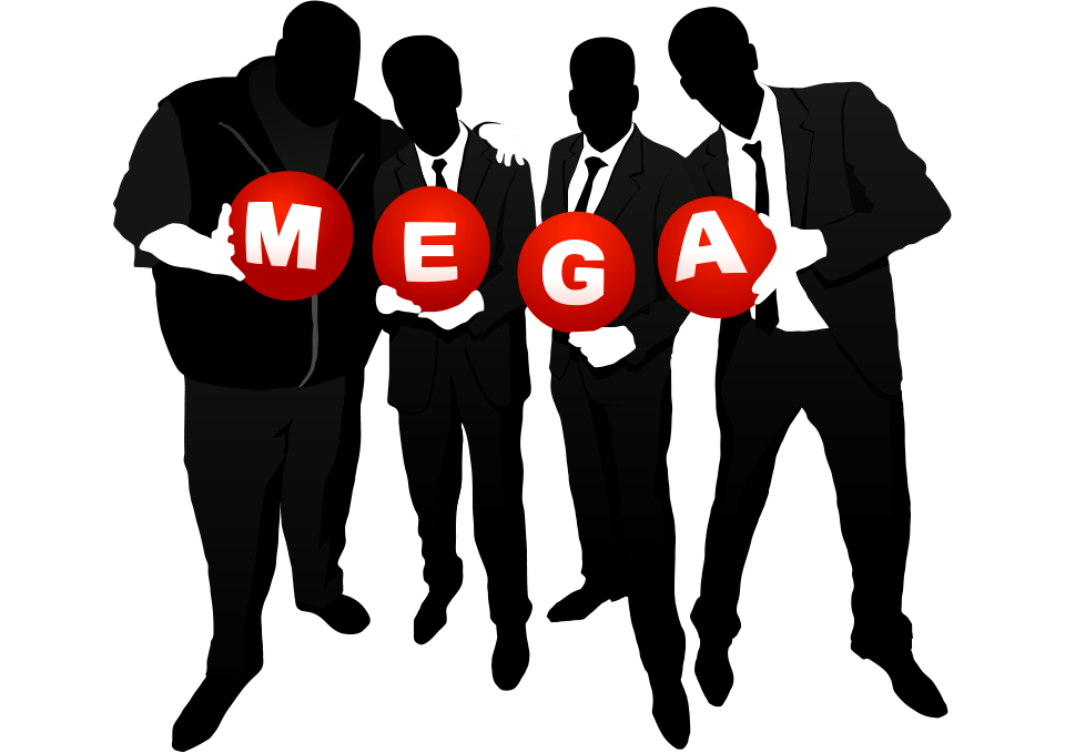 Mega (About us, silhouettes)