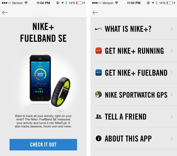 Nike+ Move 2