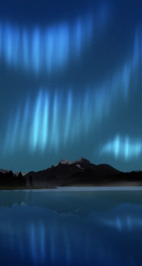 borealis_reflections___iphone_5_ios_7_wallpaper_by_anxanx-preview