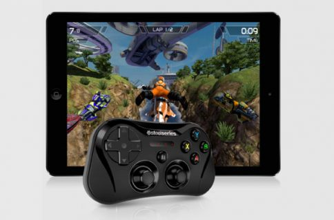 Wikipad Introduces New Gamevice Controller For IPad Mini