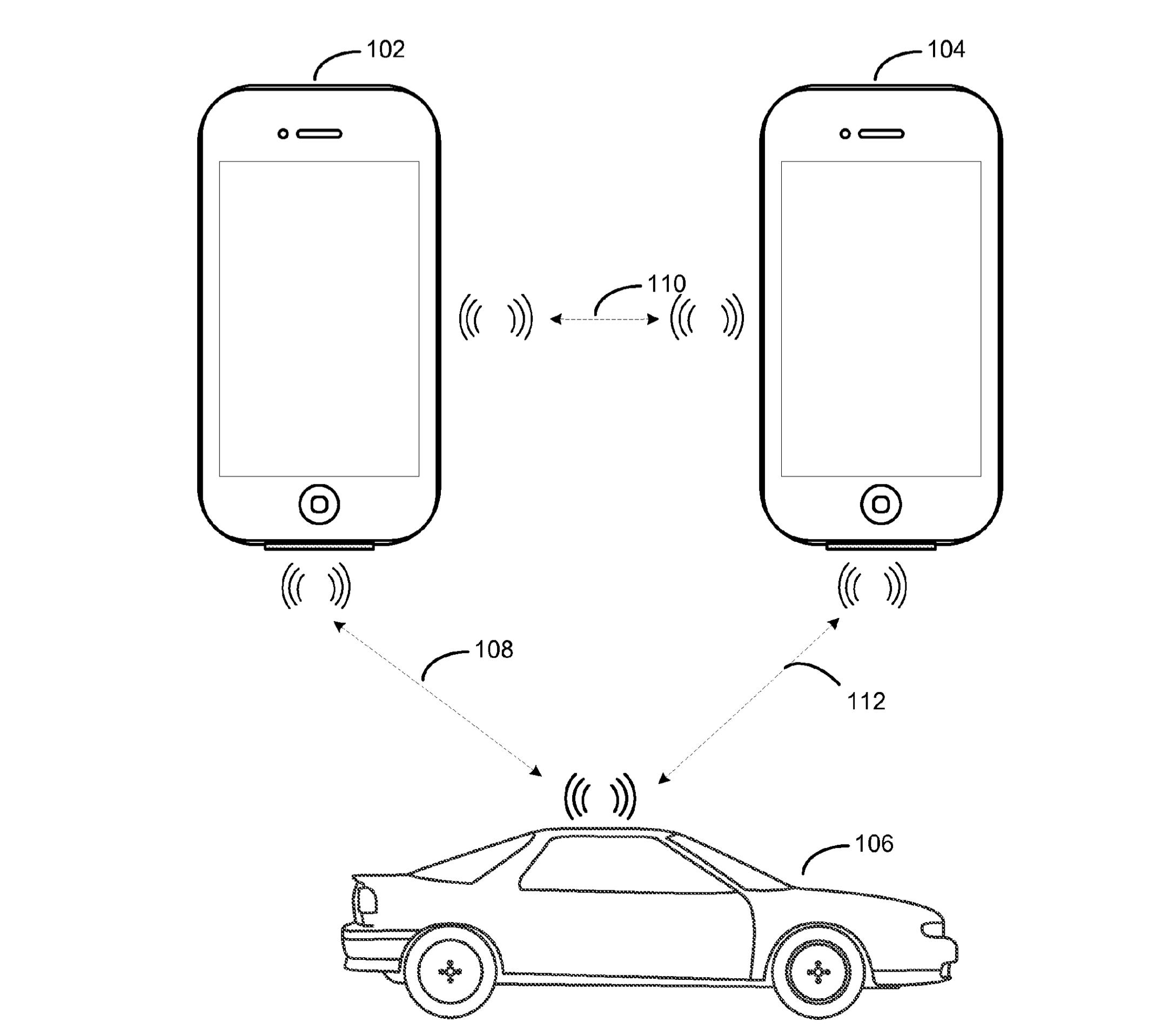 Apple Patent Details Advanced Wireless Car Control