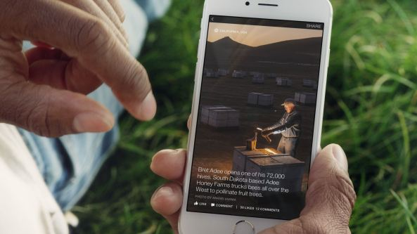 Facebook Instant Articles photo