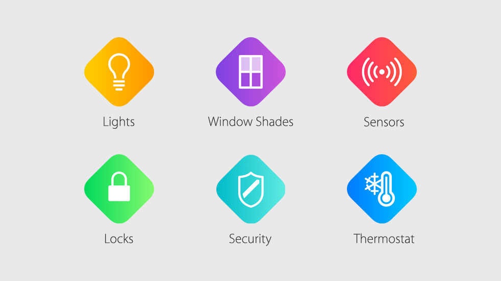 HomeKit iOS 9