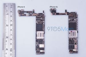 Analysis of 'iPhone 6s' logic board suggests improved NFC