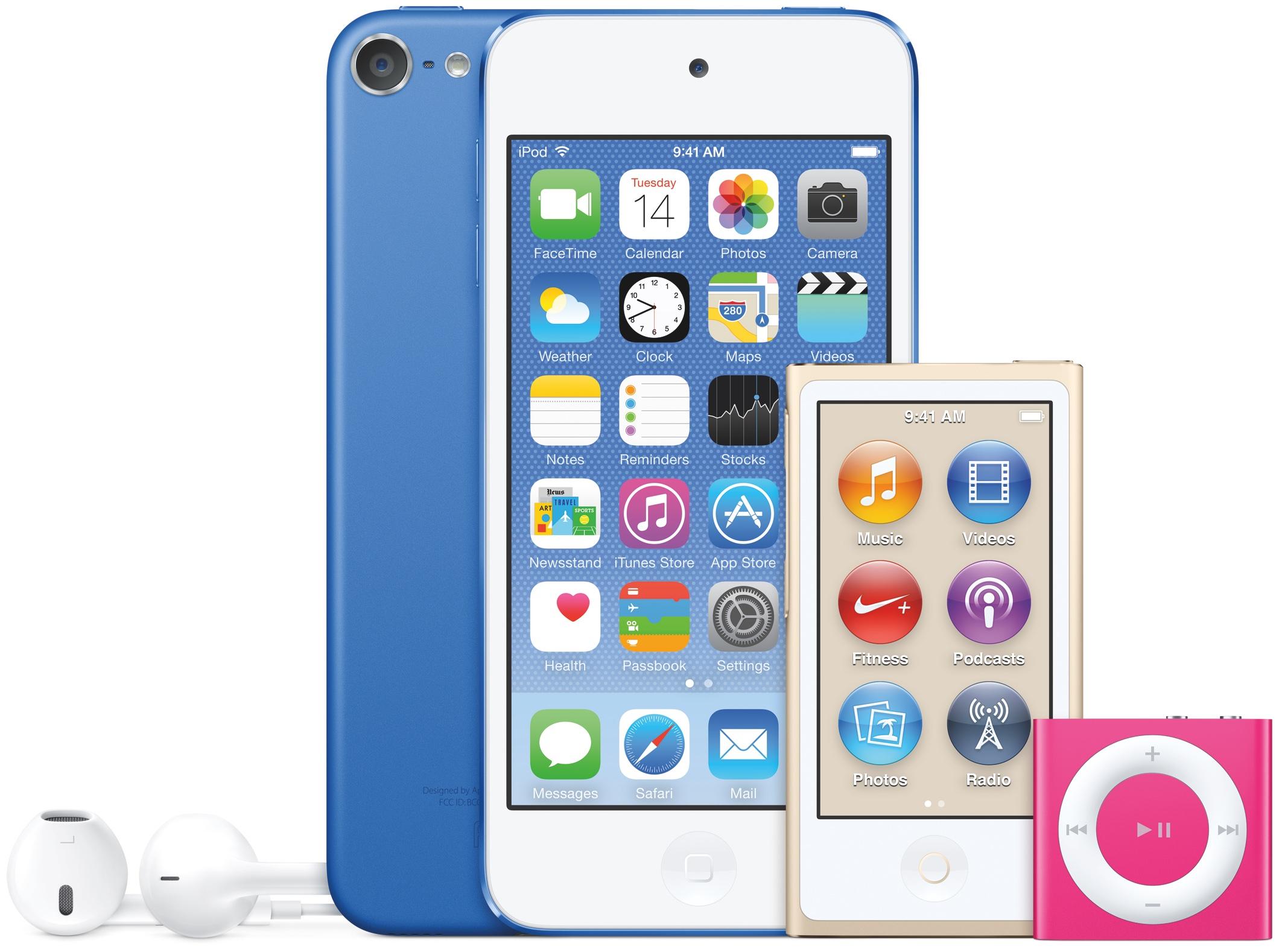 iPod family mid-2015 image 001