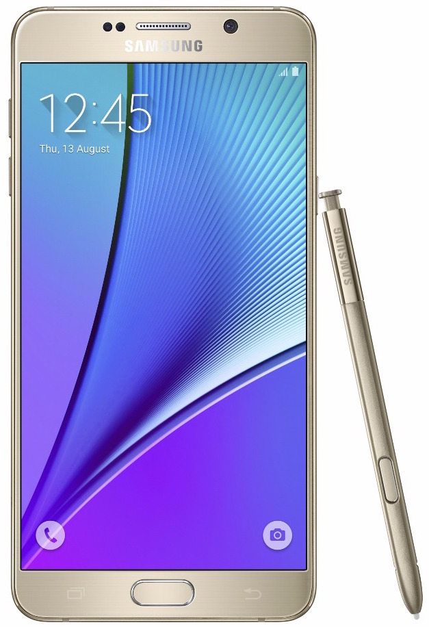 Samsung Galaxy Note5 with S Pen image 002