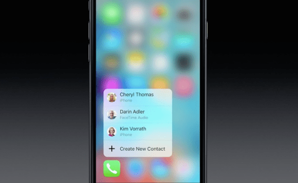 3D Touch Phone icon
