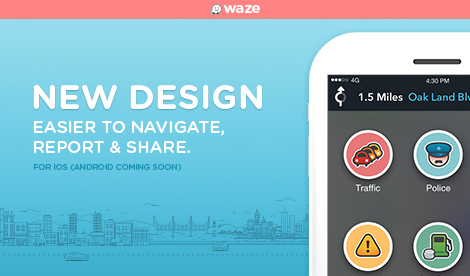 Waze 4.0 teaser 001