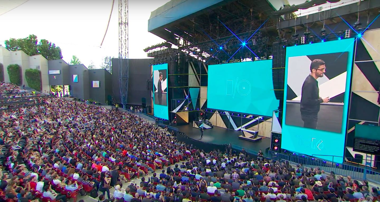 Google IO 2016 keynote image 001
