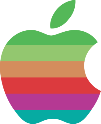 Matt Bonney Retro apple logo for WWDC 2016