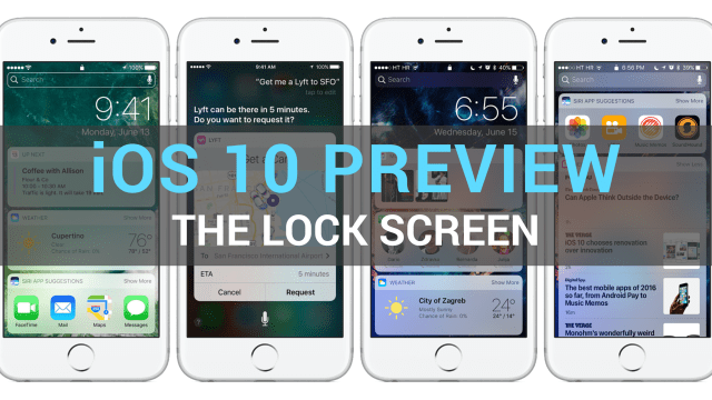 iOS 10 preview Lockscreen trêu ghẹo 001