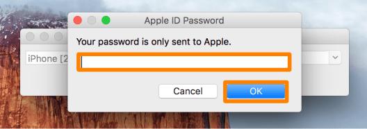 Apple ID Mật khẩu Pangu