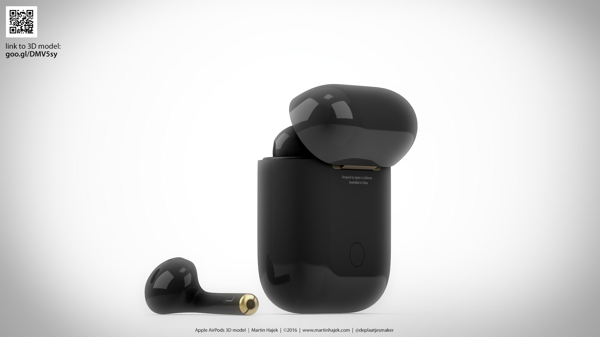 how about jet black airpods?