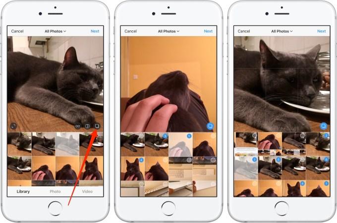 How To Frame Multiple Photos On Instagram Frameimage