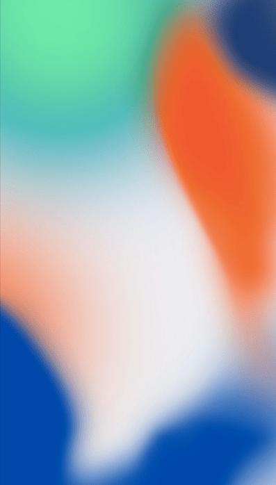 Hintergrund iphone x