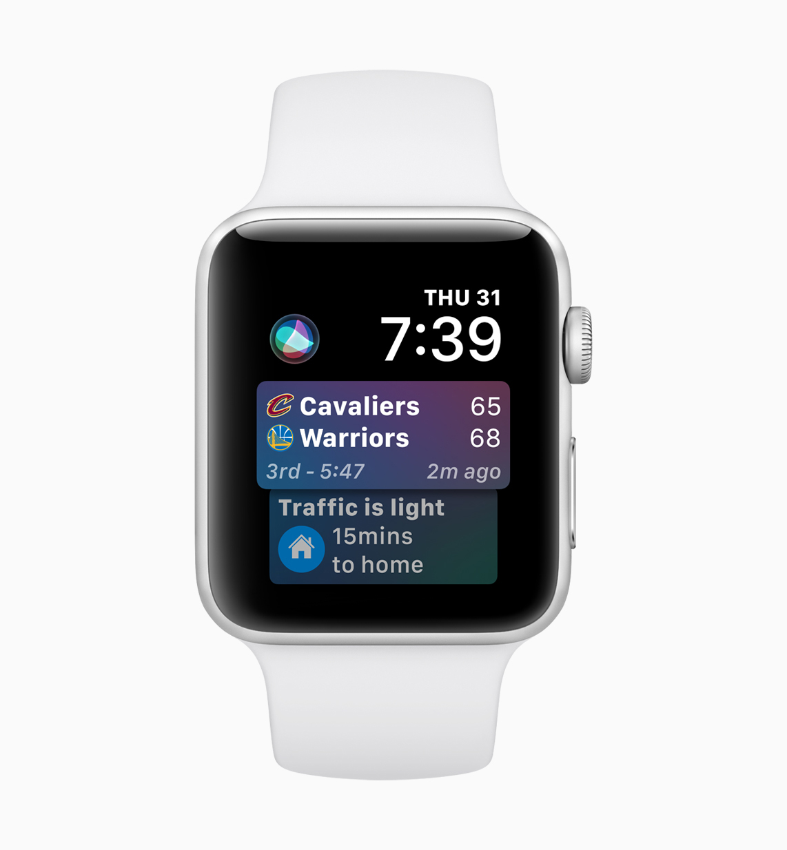 Image result for watchOS 6 siri
