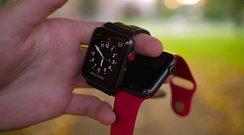 Apple Watch Series 4 vs Series 3 - hero image
