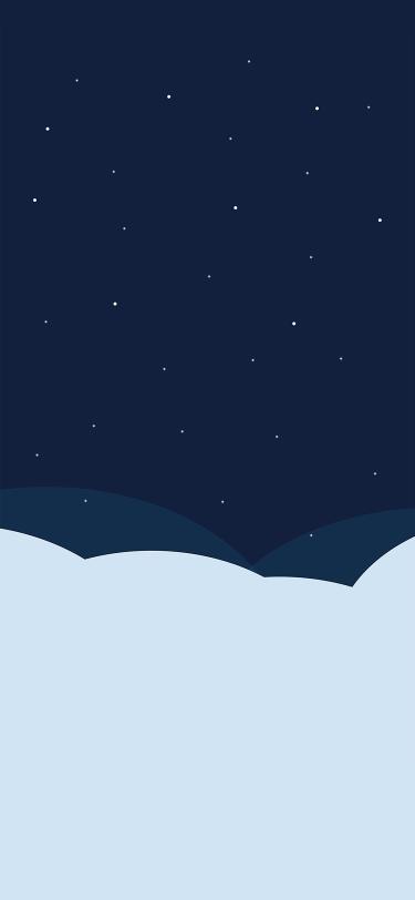 snowy winter wallpaper