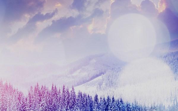 winter-mountain-snow-white-blue-flare-nature-imac-27