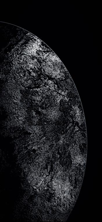 Planet Dark for iPhoneXSMAX-iPhoneXR