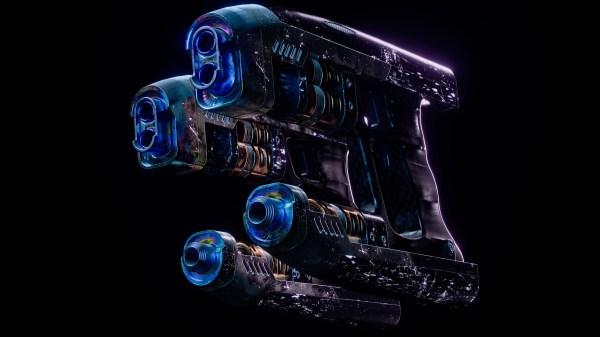 Star Lord Element Guns 1 Jason Zigrino b