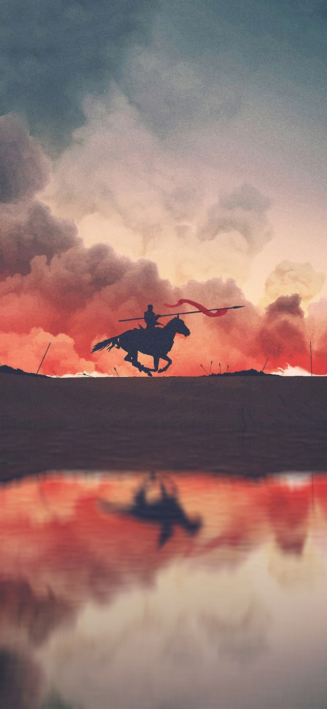 game-of-thrones-war-has-started-artwork iPhone game of thrones wallpaper