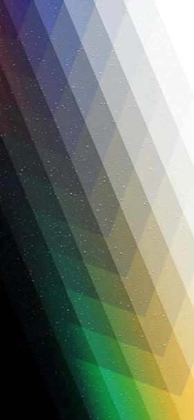 green grid grunge iphone wallpaper by fresk0_