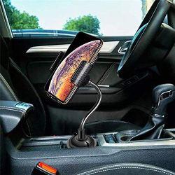 MiiFans car cup holder