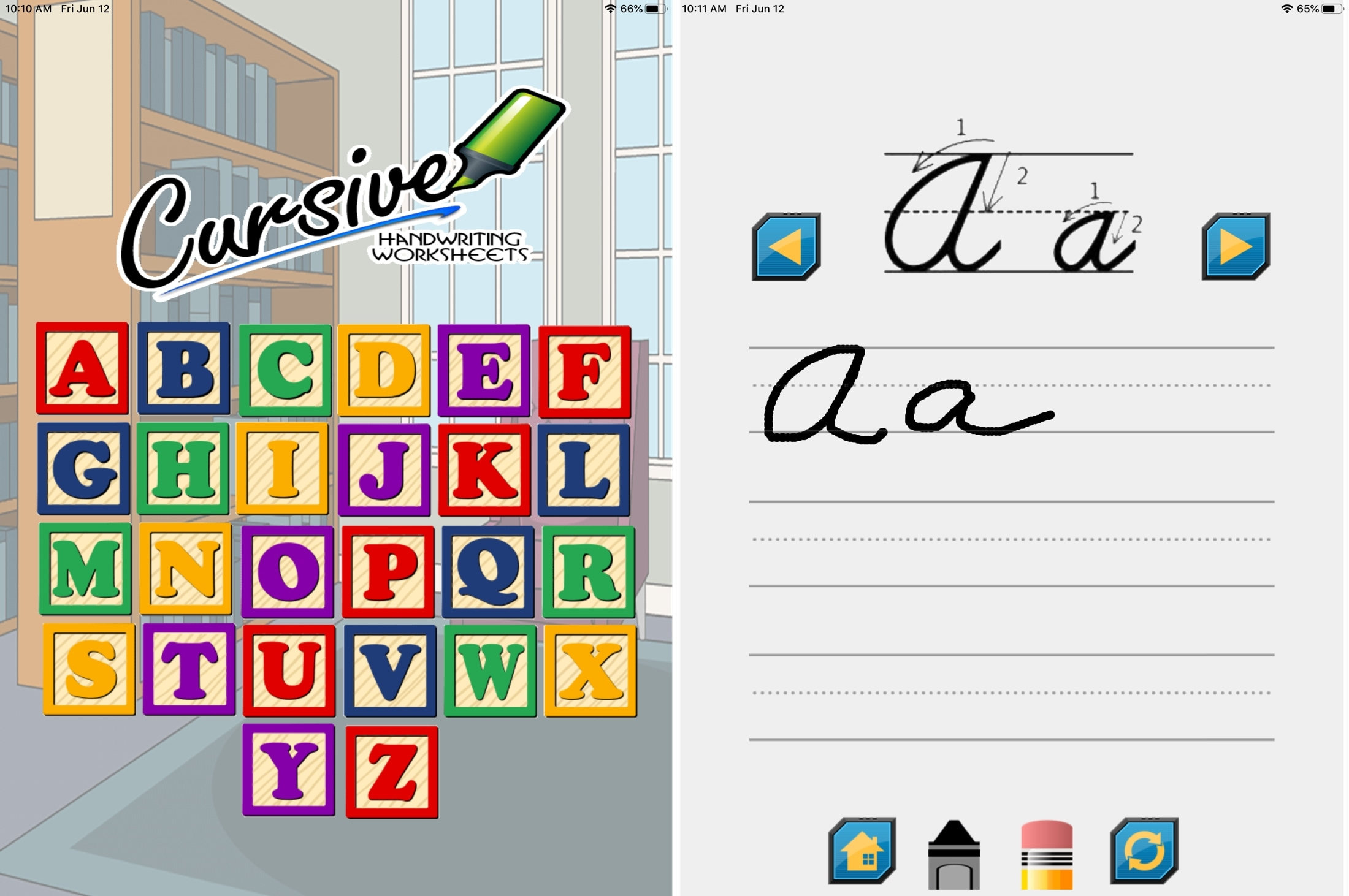 The Best Free Iphone And Ipad Apps For Learning Cursive