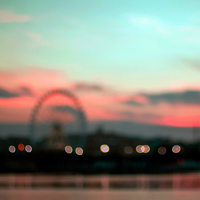 sunset wallpapers iphone ipad papers-co idownloadblog bokeh-circle-sunset-afternoon-london-red-ipad-pro