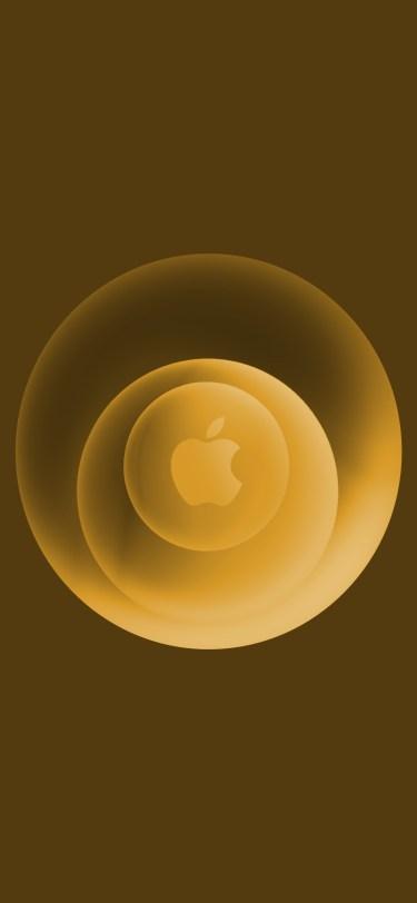 Hi Speed wallpapers Apple Event October 2020 iDownloadBlog iPhone 9techeleven Gold