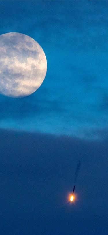 SpaceX iPhone Wallpaper iDownloadBlog SAOCOM 1B Mission