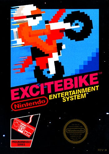 Excitebike Review IGN