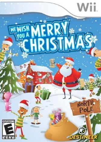 We Wish You A Merry Christmas Wii IGN