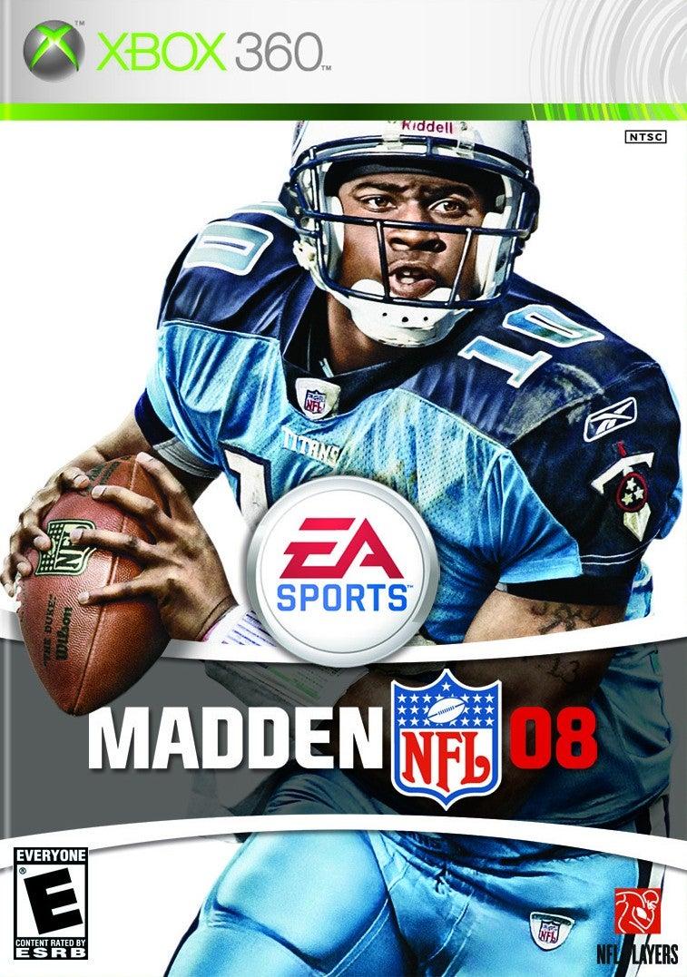 Madden NFL 08 Xbox 360 IGN