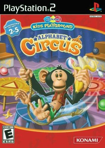 Konami Kids Playground Alphabet Circus PlayStation 2 IGN