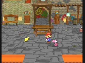Star Pieces Paper Mario