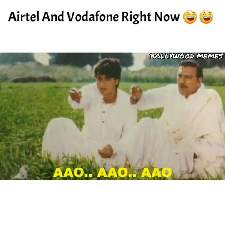 Airtel And Vodafone Right Quotes Writings By Bollywood