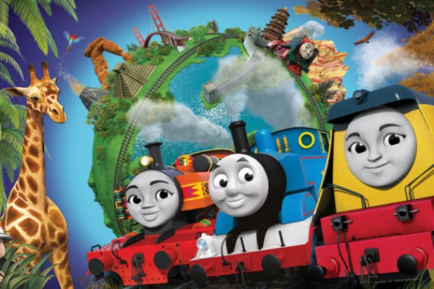 Thomas The Tank Engine To Get A Modern Makeover Radio Times