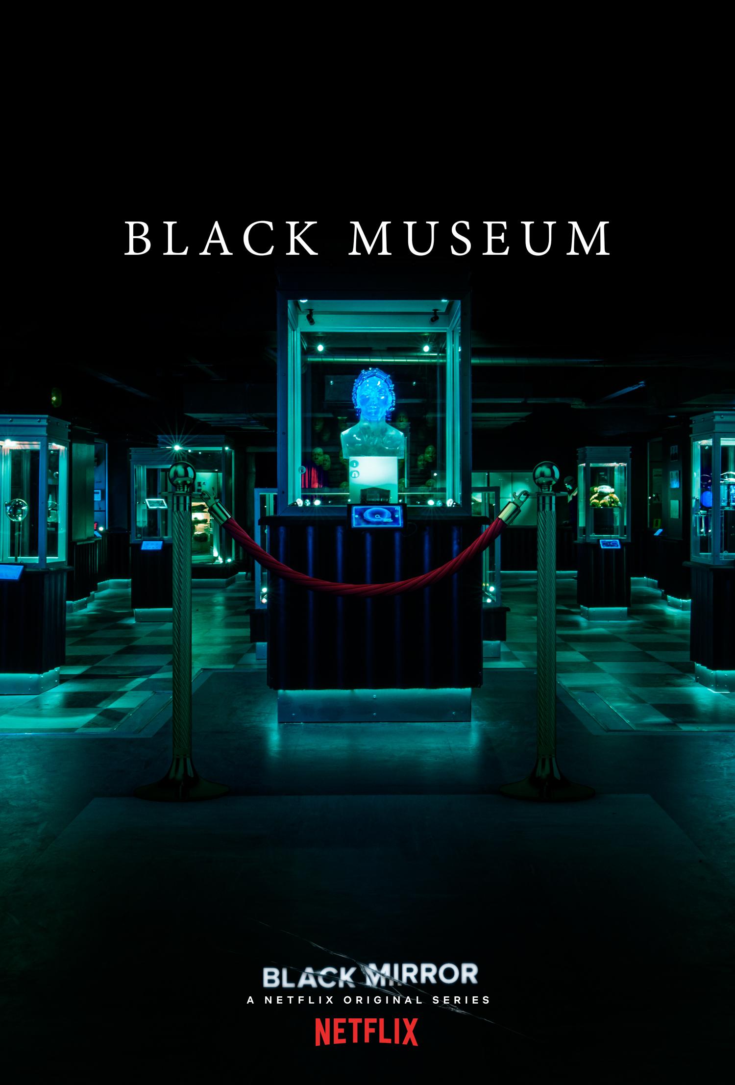 Image result for black mirror/black museum