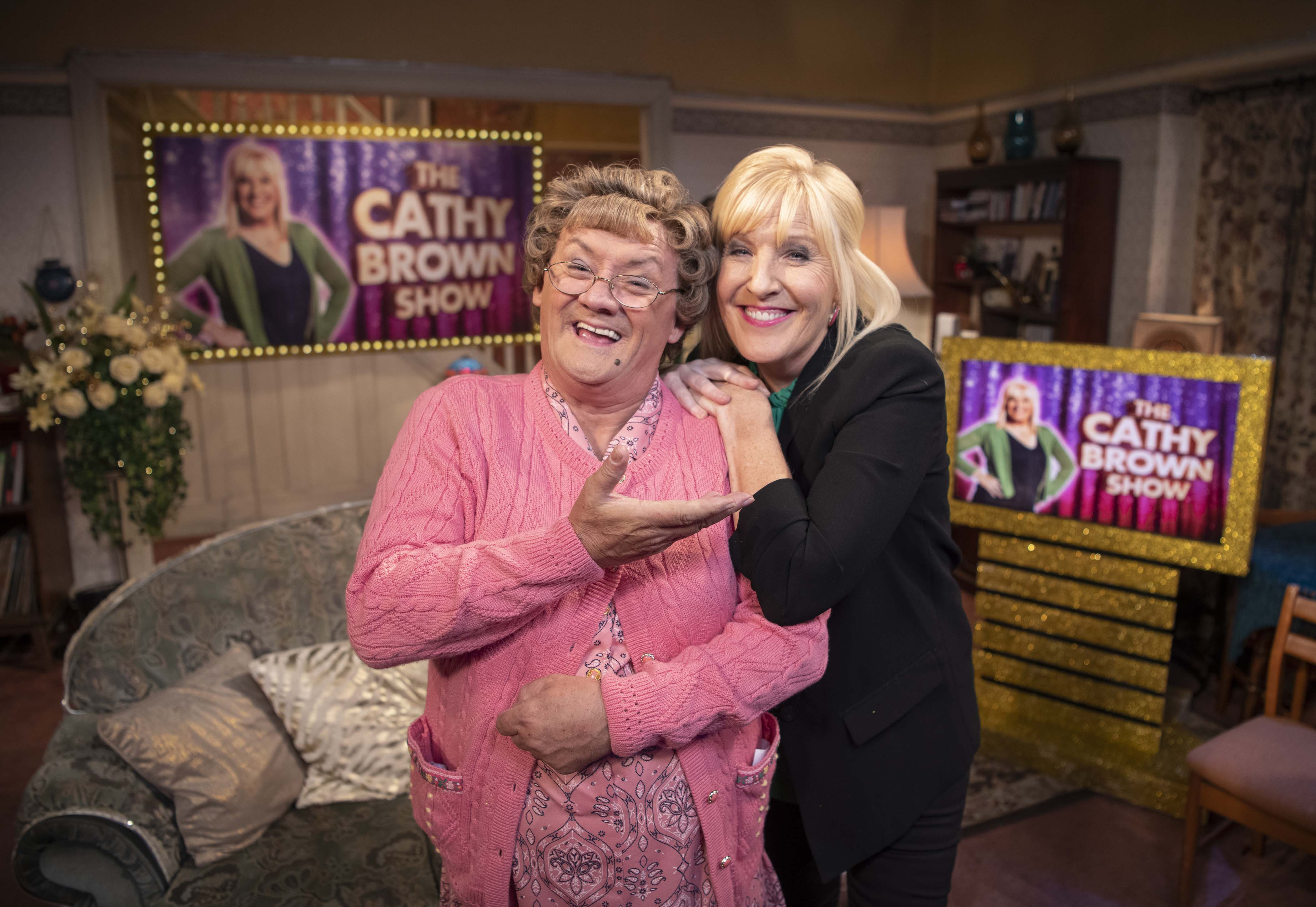 What Time Is All Round To Mrs Brown Season 2 On Tv How