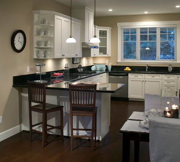 Black And White Kitchen Trends 2017