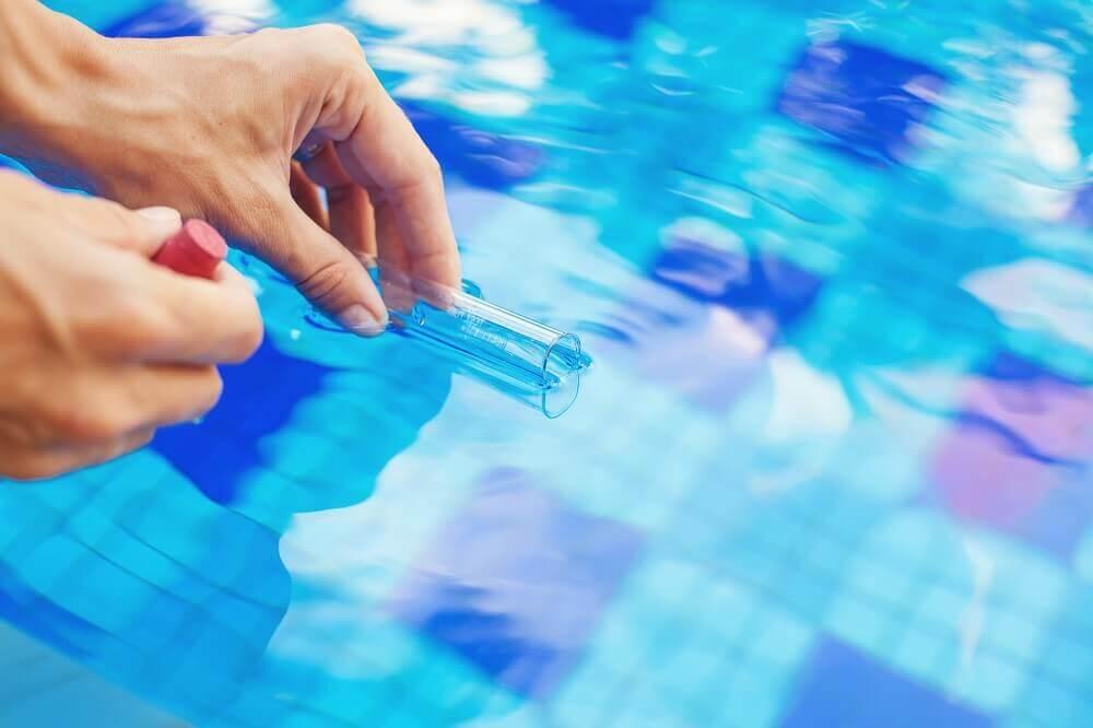 July Pool Maintenance